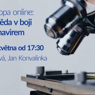 Česká věda v boji s koronavirem
