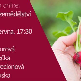 Café Evropa - Udržitelné zemědělství a zdravé potraviny
