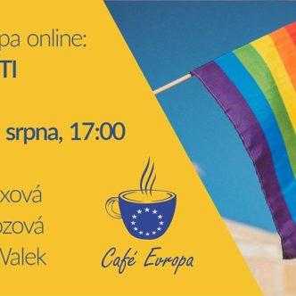 Café Evropa - EU a LGBTI