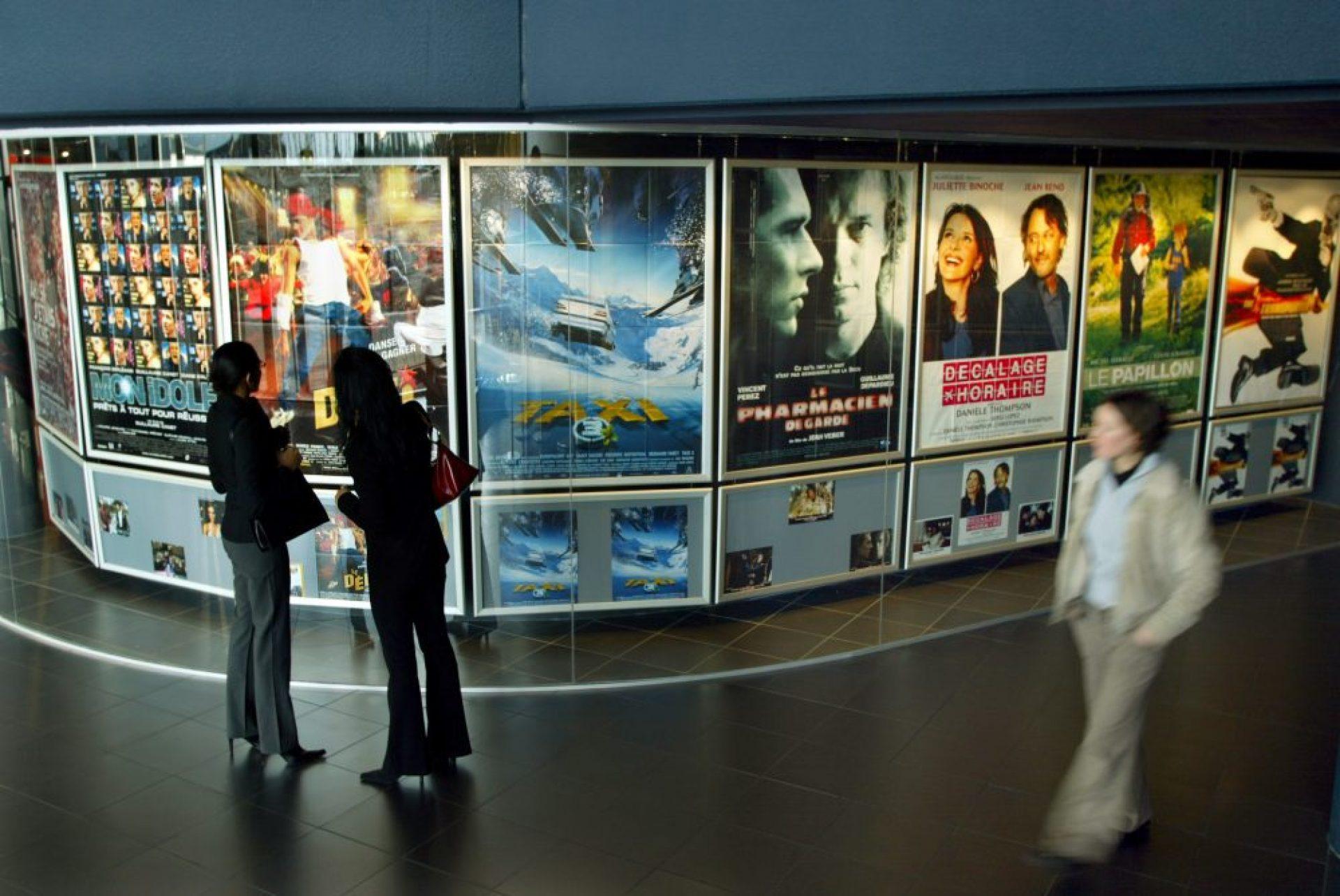 Evropská kinematografie