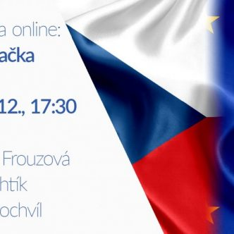 Café Evropa online - EU jako značka