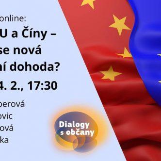 Café Evropa - Vztahy EU a Číny