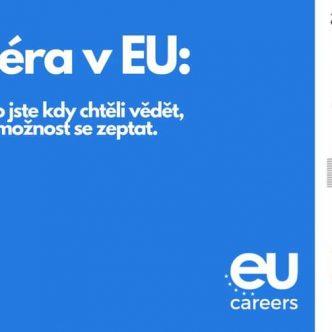 Kariéra v EU - Všechno, co jste kdyd chtěli vědět