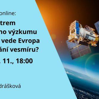 Kosmický výzkum - pozvánka